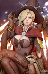 Mercy Special Edition Halloween
