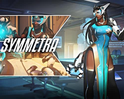 Gameplay Symmetra